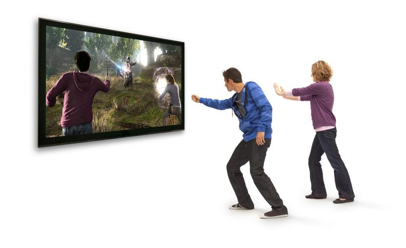 El modo Kinect en cooperativo