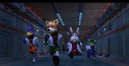 E3 2011: Star Fox 64 3D