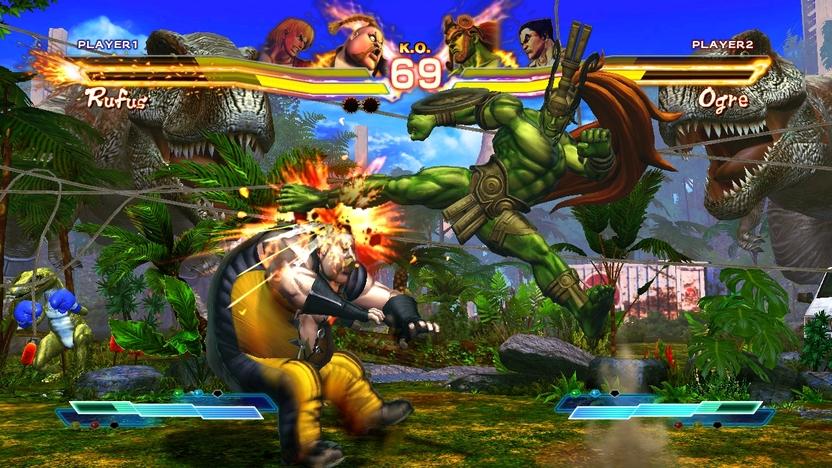 Los peleadores de Tekken compensan su falta de especiales con un mayor repertorio de combos técnicos