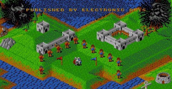 Populous fue el primer juego de simulación de dios y debutó en 1989
