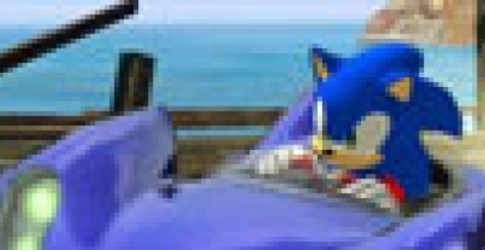 Sonic & SEGA All - Stars Racing