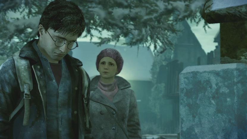 Harry visitará la tumba de sus padres