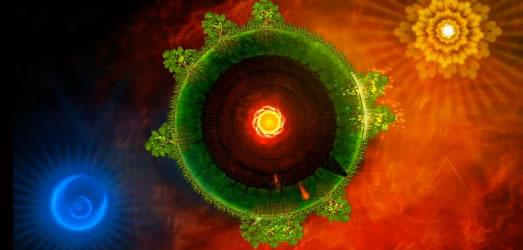 Origin es el origen o la base de la vida