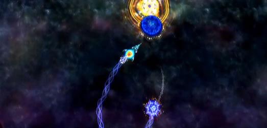 En Life hay que llevar la energía de los pequeños núcleos hacia el núcleo central en el menor tiempo posible
