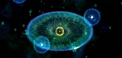 En Harmony debes coordinar tu movimiento con la posición de las estrellas