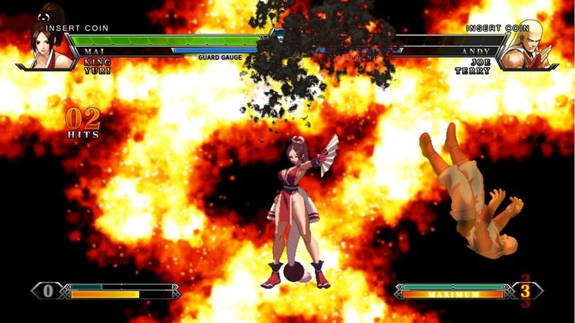 Mai está de vuelta y viene acompañada con poderes espectaculares para unirse a la lista de peleadores