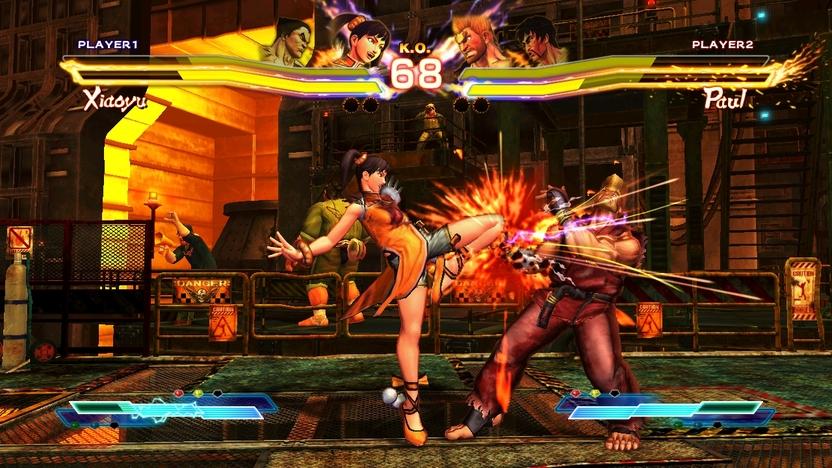 La colección de personajes es la más grande de un juego de Capcom: 38 peleadores en Xbox 360 y 43 en PlayStation 3, además de 12 disponibles como contenido descargable, que por cierto, ya estaban presentes en el disco