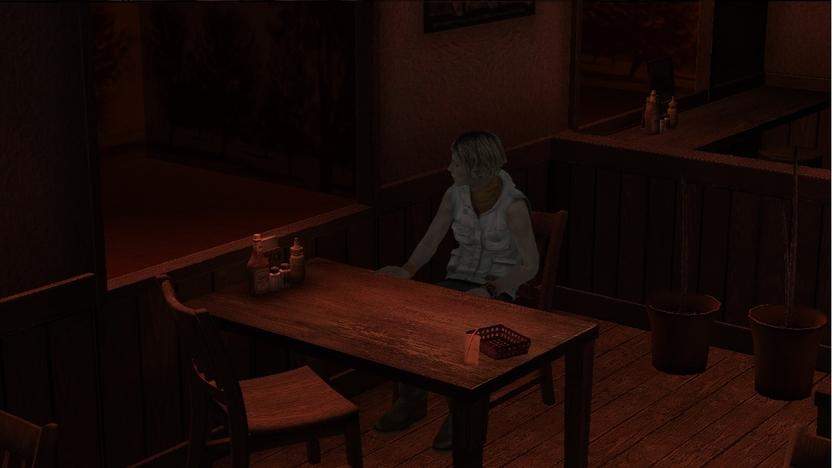Los colores y texturas en Silent Hill 3 lucen muy bien en HD