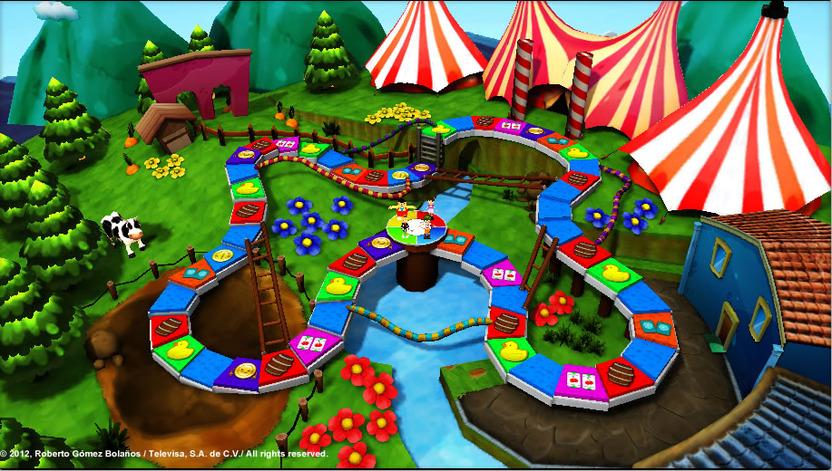La experiencia de juego en el modo de copa puede durar alrededor de 30 minutos si eliges atravesar 10 minijuegos, o 60 minutos si optas por 15 minijuegos