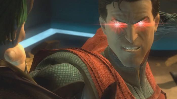 El detalle en el rostro y en los trajes de los personajes es excepcional; las expresiones faciales de cada héroe y villano logran transmitir con facilidad lo que sienten en ese instante