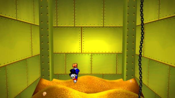 Una zambullida en la bóveda de McPato