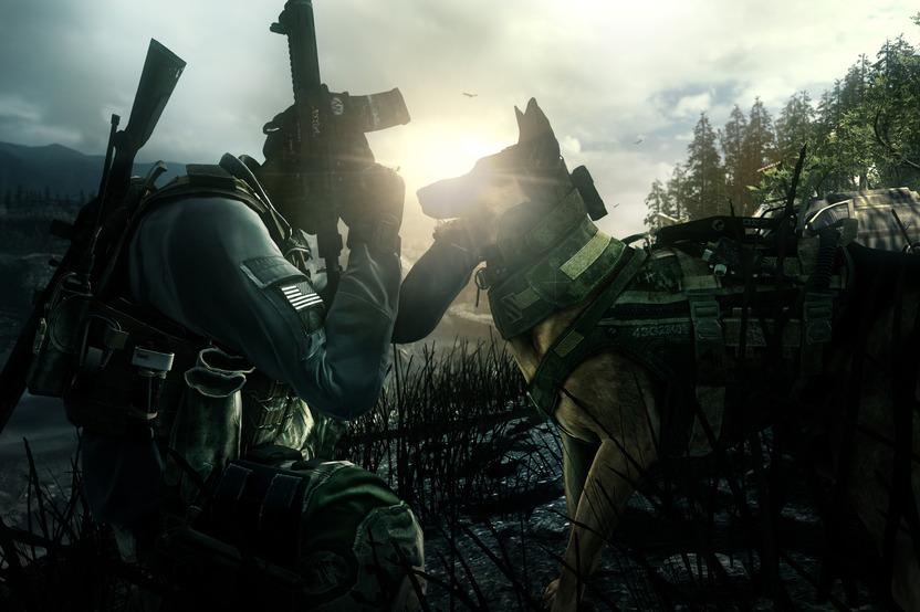 En el multijugador, la versión killstreak de Riley es un hueso muy duro de roer