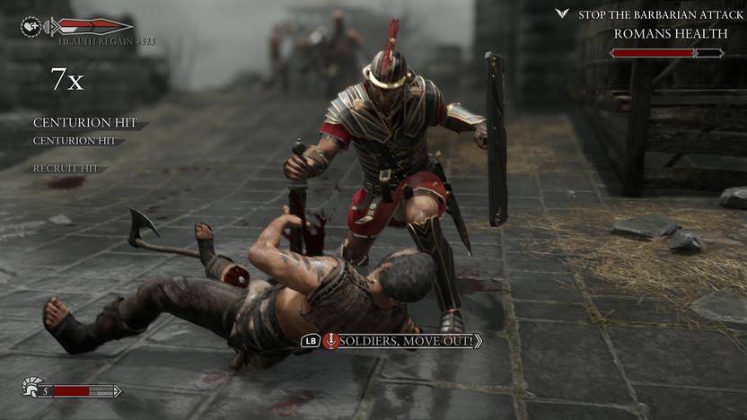 ¡Una ejecución brutal!... que ya efectuaste 80 veces...