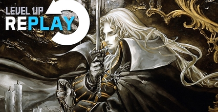 Replay: Castlevania: Symphony of the Night