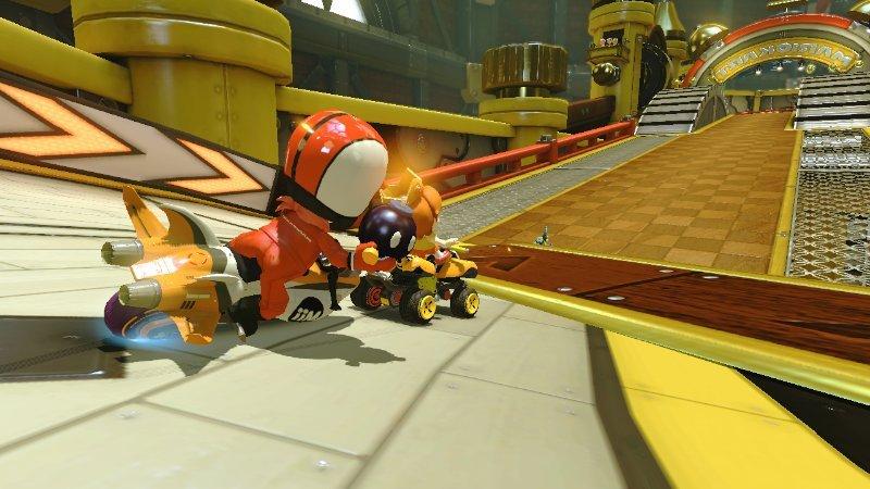 Quería capturar en video un momento épico, pero las limitadas herramientas de Mario Kart TV lo impidieron