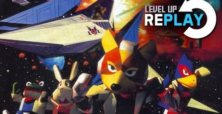 Replay: Star Fox 64