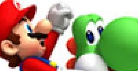 Premier de New Super Mario Bros. Wii