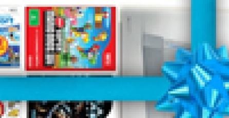 Guía de compras navideña para Wii y DS