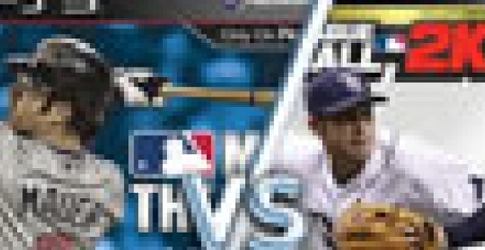MLB 10: The Show vs. MLB 2K10