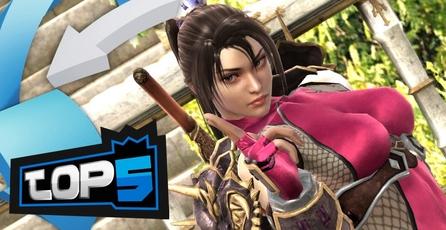 Top 5: Ninjas