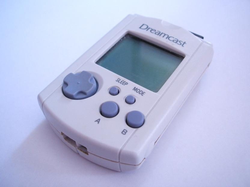Visual Memory Unit, un accesorio que podía servir para salvar tu progreso y como portátil para algunos minijuegos