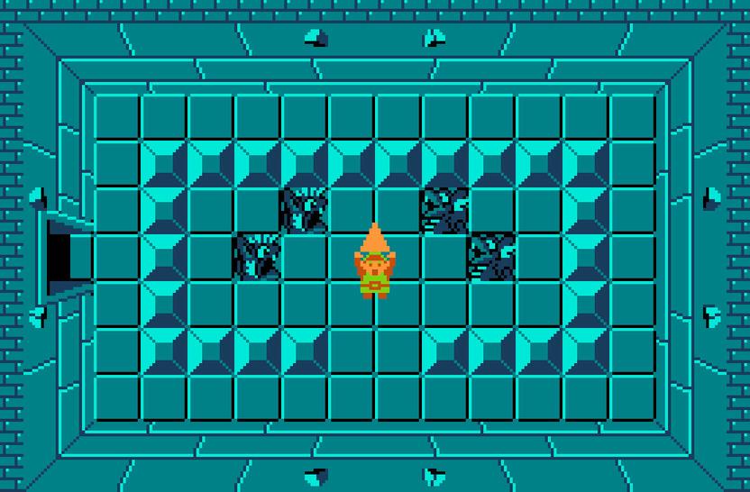 Aunque el juego que dio pie a la saga es limitado en comparación con Ocarina of Time o Skyward Sword, dejó como legado una elaborada plantilla que se utilizaría con fidelidad el resto de la saga