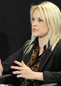Christina Gagnier: la tecnología es más avanzada que las leyes