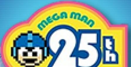 25 años de Mega Man