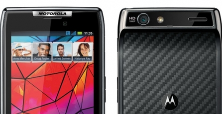 Review: Motorola Razr i