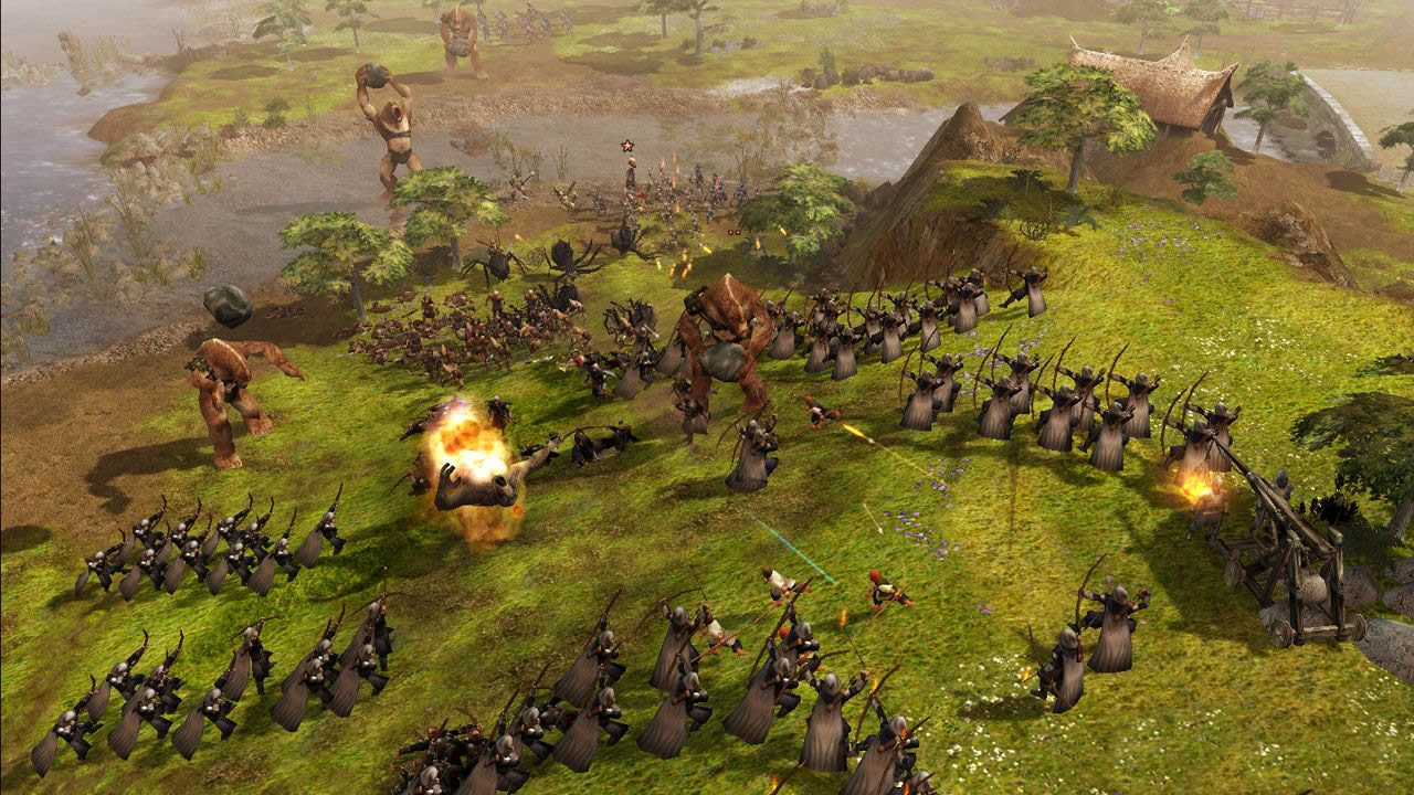 Los Mejores Juegos De The Lord Of The Rings Levelup