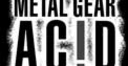 Sitio de Metal Gear Acid