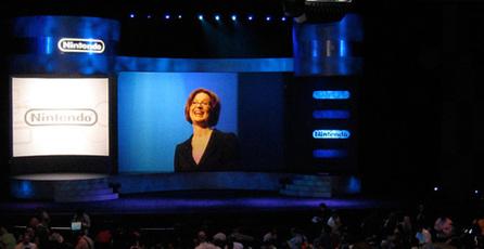 Conferencia Nintendo E3 2008