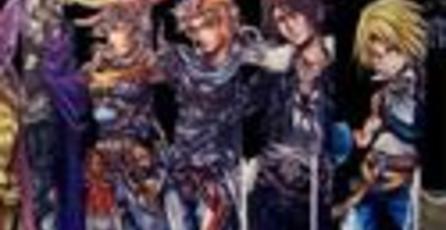 Final Fantasy: Dissidia podría ser distribuido digitalmente