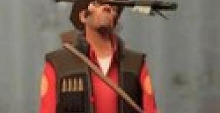 Team Fortress 2: actualización del Sniper