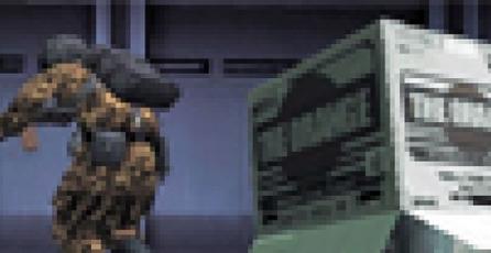 Prisionero escapa al estilo Metal Gear
