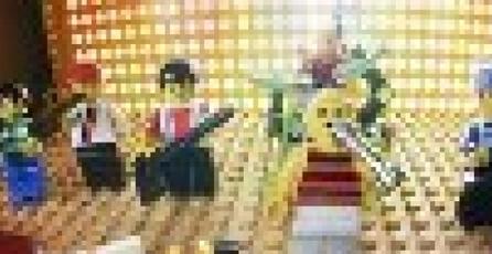 Blur llega a LEGO Rock Band