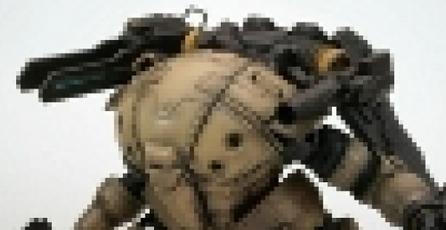 Figuras de Lost Planet 2 para que aplastes insectos