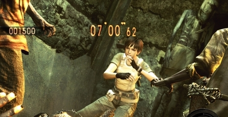 Rebecca  Chambers y Barry Burton estarán de regreso