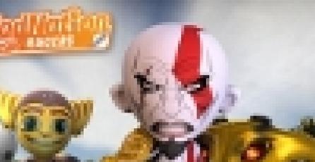 Kratos, Nathan Drake y Ratchet & Clank estarán en ModNation Racers