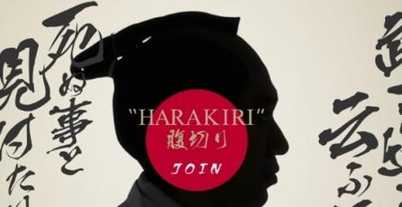 Shinji Mikami se hace el harakiri
