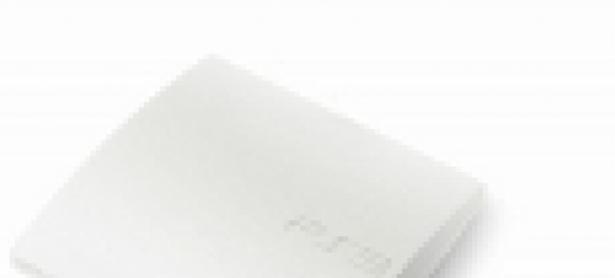 Un nuevo PS3 blanco