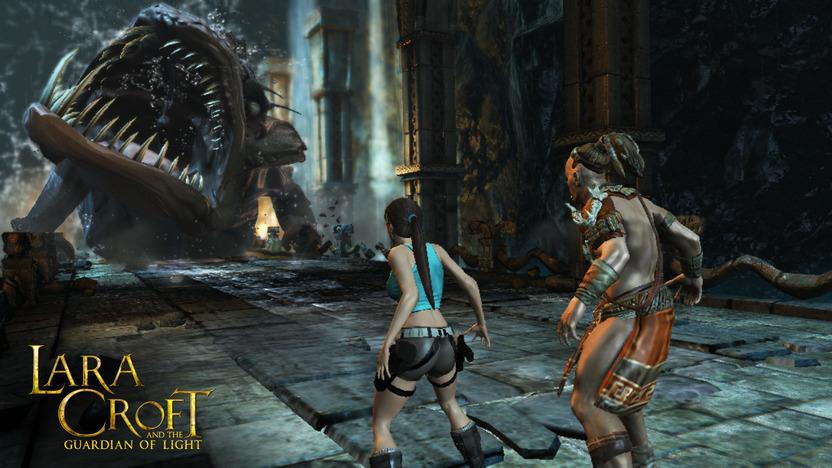 Una nueva aventura para Lara Croft