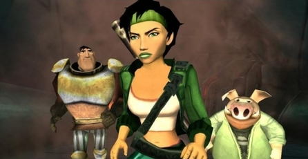 Beyond Good & Evil HD llegará en 2011