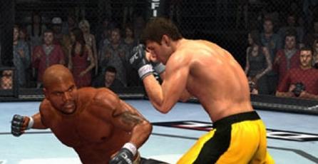 THQ extiende su sociedad con UFC