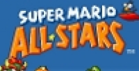 Nintendo lanzará Super Mario All Stars para Wii