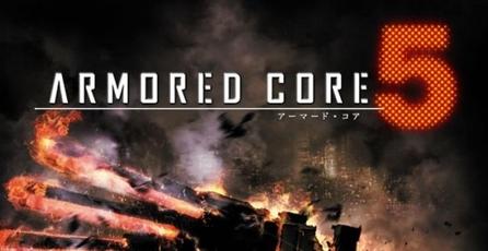Se retrasa Armored Core 5
