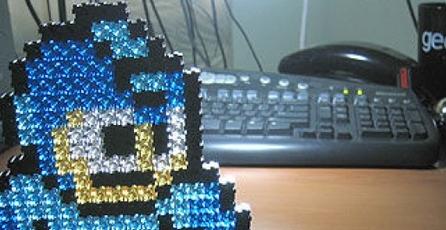 Participa en la creación del juego más nuevo de Mega Man
