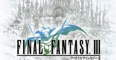 Square Enix anuncia Final Fantasy III para iPhone
