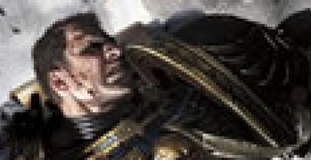 Revelan portada  de Warhammer 40,000: Spacemarine