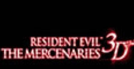 Resident Evil: The Mercenaries 3D llega hoy al 3DS